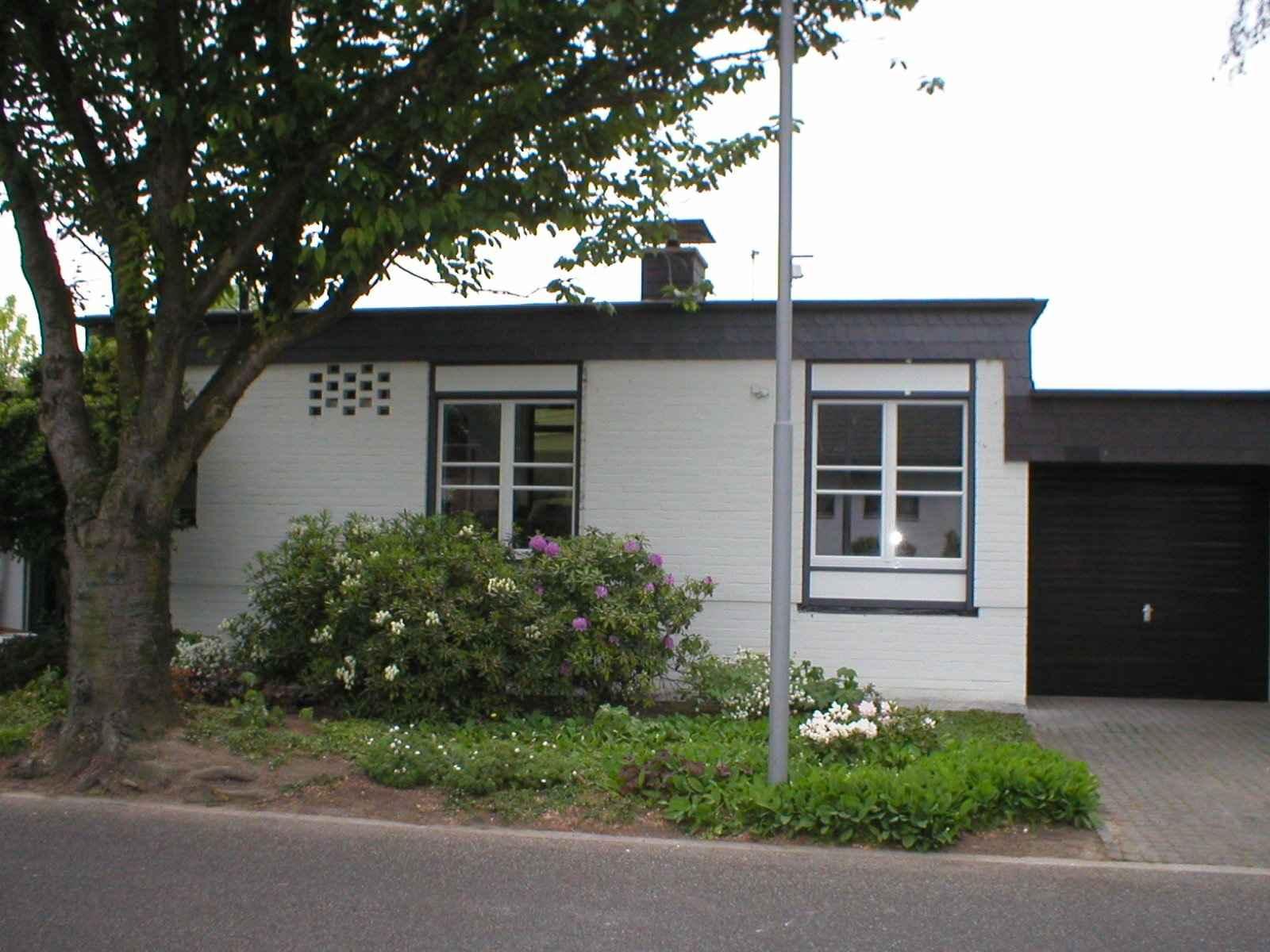 Holzfenster modern  NRW - Holzfensterhersteller - Holzfensterbau Bergers